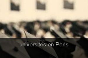 Universités en Paris (Ville)